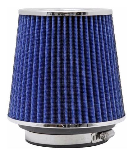 filtro de ar k&n kn duplofluxo rg1001 azul rg1001bl + brinde