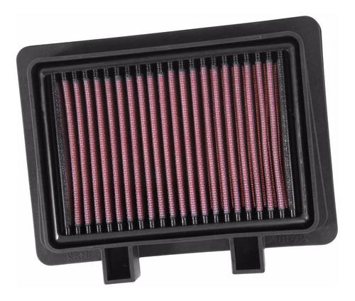 filtro de ar k&n suzuki dl v strom 1000 v-strom 14 15 16 17