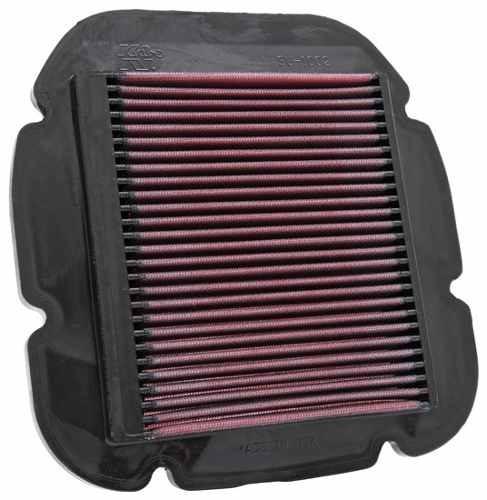 filtro de ar k&n suzuki dl v strom 650 1000 v-strom