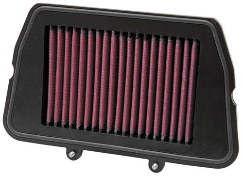 filtro de ar k&n tb-8011 triumph tiger 800 xc xr xcx xrx xca