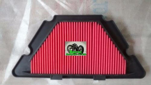 filtro de ar modelo original yamaha xj6 todas