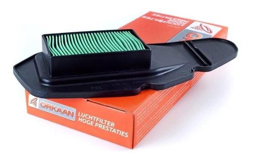 filtro de ar orkaan honda pcx 150 oaf111 promocao