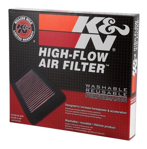 filtro de ar renault sandero rs 2.0 33-3007 k&n brinde bone