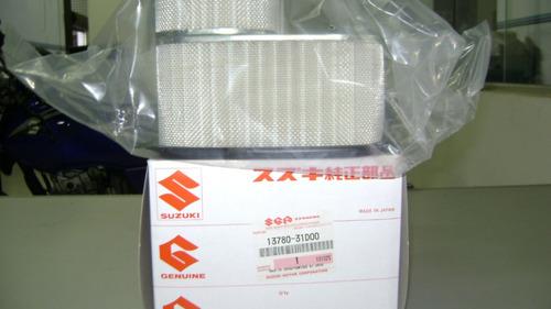filtro de ar suzuki dr800 ( original nova)