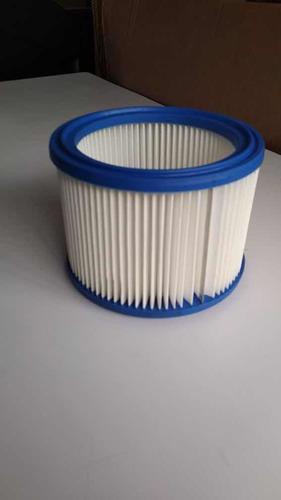 filtro de aspiradora aero 31 nilfisk blanco de cartucho