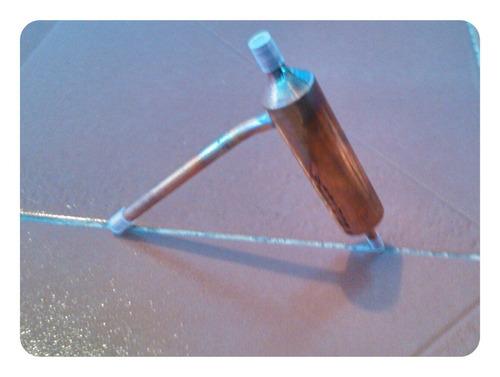 filtro de bronce para gas de nevera totalmente nuevos