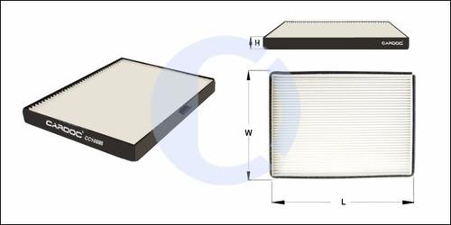 filtro de cabina gran vitara cc32679 (cardoc)