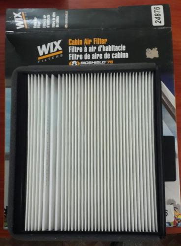 filtro de cabina wix 24876 ford f-150