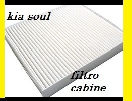 filtro de cabine ar condicionado kia soul 2009,,,,,