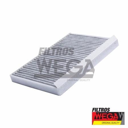 filtro de cabine kia picanto 1.0 flex 2011+ akx2004/c
