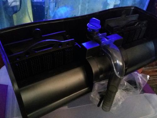 filtro de cascada hang on  1000 l/h