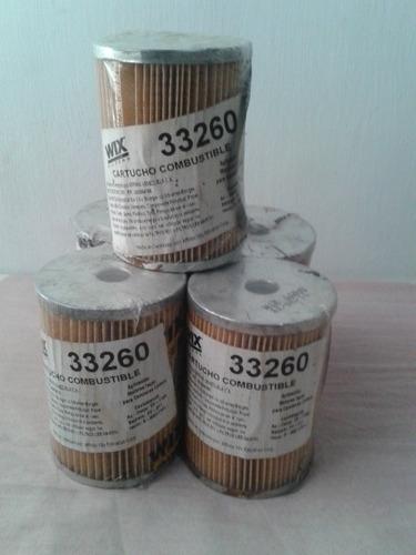 filtro de combustible 33260 para fvr/ c-70/encava