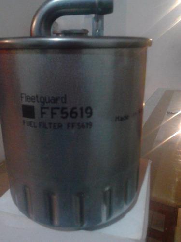 filtro de combustible