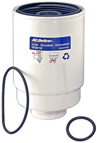 filtro de combustible acdelco tp3018