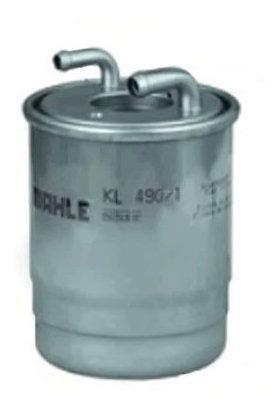 filtro de combustible   mahle mercedes benz sprinter 2.2 l c