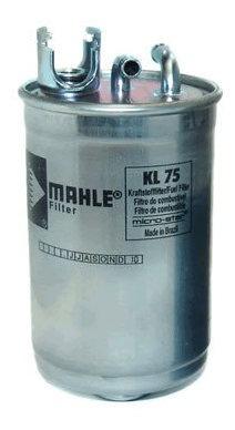 filtro de combustible   mahle volkswagen polo classic 1.9 l