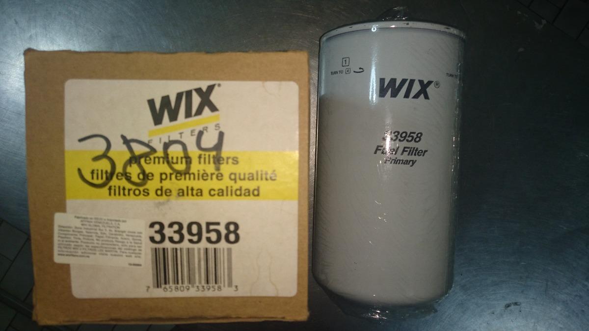 Wix Fuel Filter 40 Car & Truck Filters bennysberries Car ...