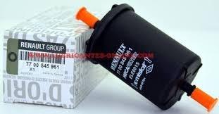 filtro de combustible renault