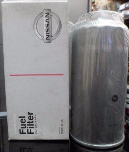 filtro de combustible segundario nissan frontier diesel