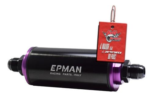 filtro de combustível esportivo 8an 100 microns