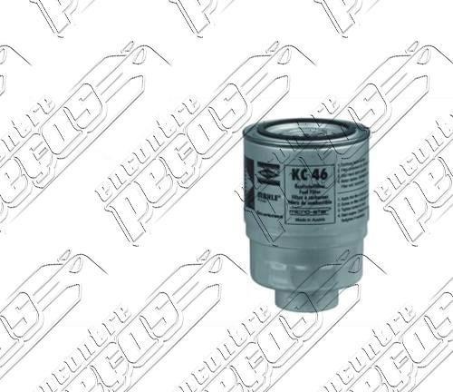 filtro de combustível mitsubishi l200 2.5d 1987 em diante