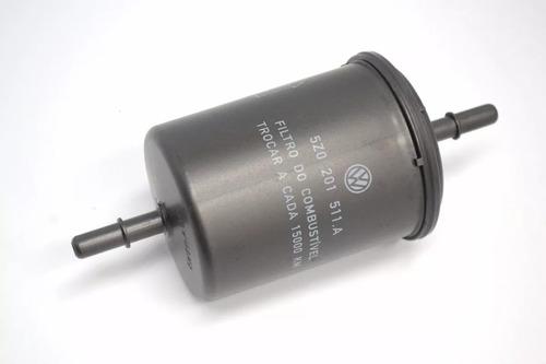 filtro de combustível original fox gol parati volkswagen