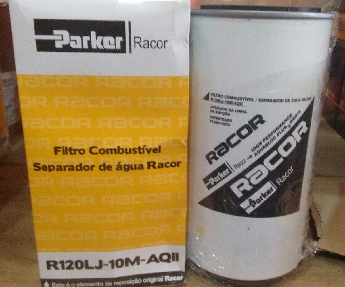 Filtro De Combustivel Racor R120lj10maqii Vw8150 24250 R