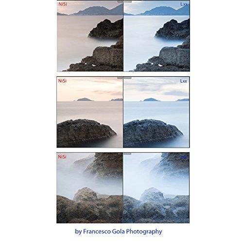 filtro de densidad neutra cuadrada nisi 180x180mm, ir nd8  0