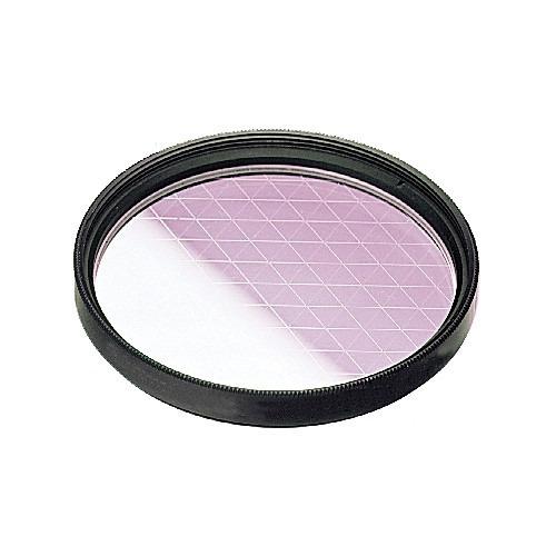 filtro de estrella de 6 puntas 55mm lente fotografia video