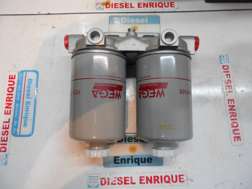 filtro de gas oil mwm scania deutz
