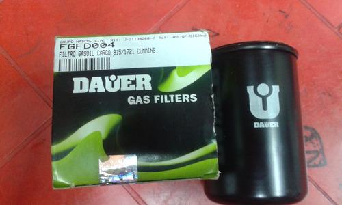filtro de gasoil cargo motor 815 / 1721