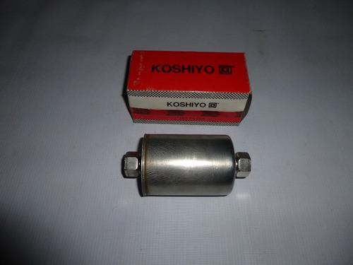 filtro de gasolina chevrolet tahoe marca koshiyo