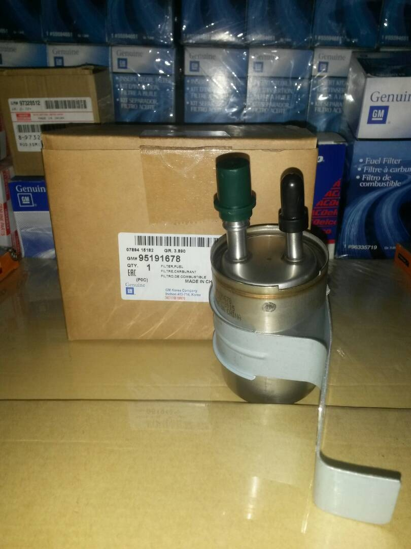 Filtro De Gasolina Chevrolet Trailblazer 2002 03 Original Bs 485 Fuel Filter Cargando Zoom