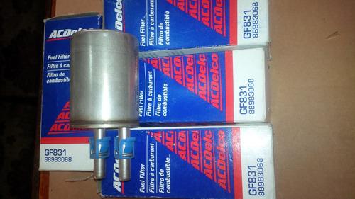 filtro de gasolina de trailblazer 2002 / 2003 / 2004