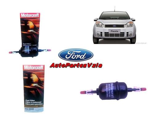 filtro de gasolina ford fiesta power max move motorcraft