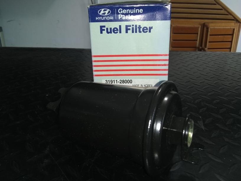 Filtro de gasolina hyundai original elantra 1 8 toyota for Filtro abitacolo hyundai elantra