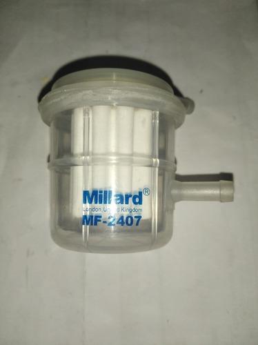 filtro de gasolina mf 2407 samurai 1.3 swift 1.3 1.6 tico