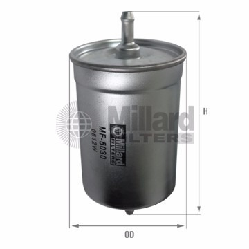 filtro de gasolina millard mf-5030