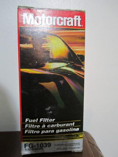 filtro de gasolina motocraft fg-1039 para ford explorer