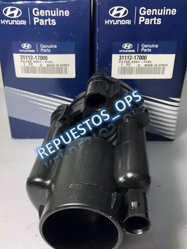 filtro de gasolina sumergible hyundai ( getz / atos/ brisa )