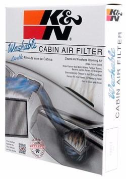K /& N vf2001/Filtro de Aire del Habit/áculo Coche