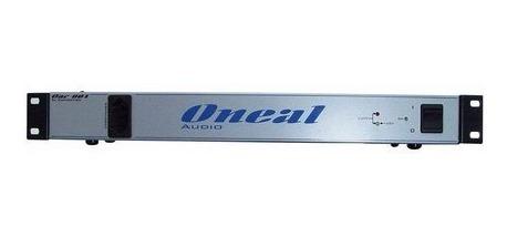 filtro de linha régua oneal ocm801 9 tomadas 4800w bivolt