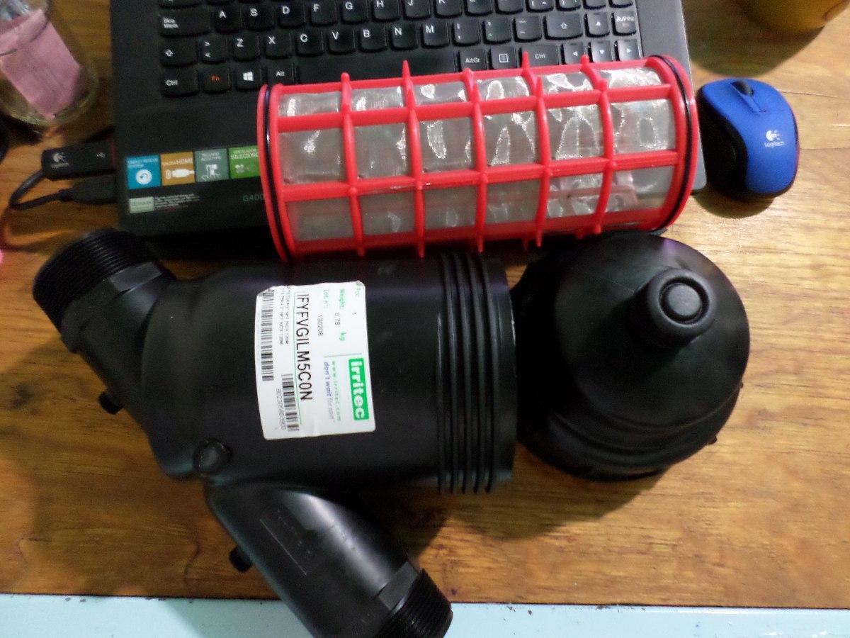 Filtro de mallas 2 pulgadas 120 mesh en mercado - Filtro de malla ...