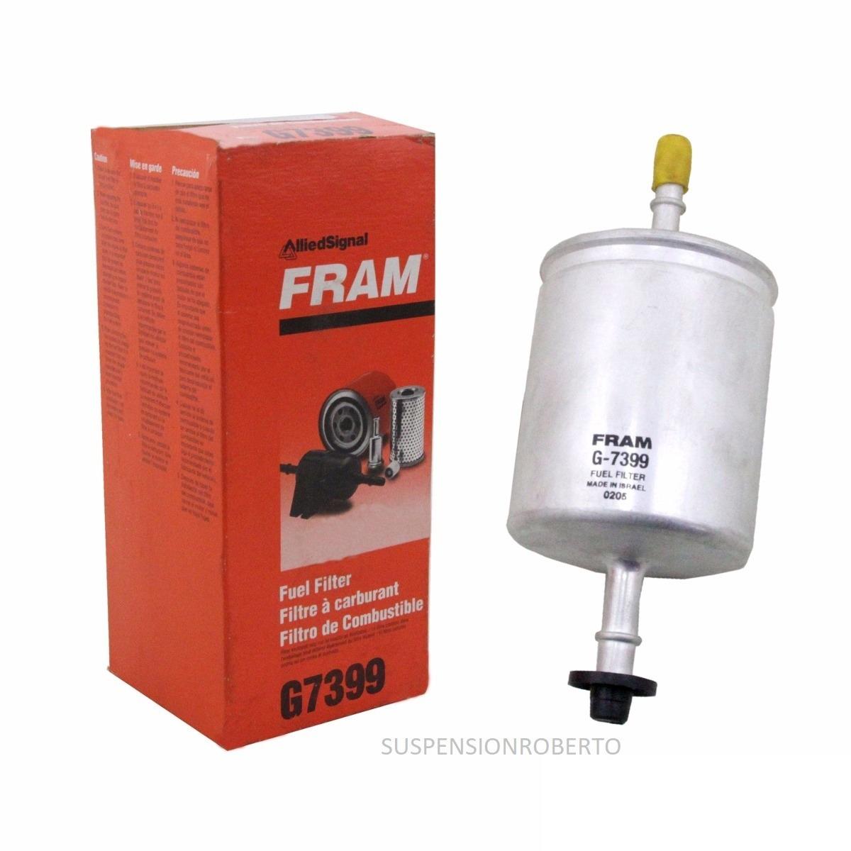 Filtro De Nafta Fram G7399 Jeep Cherokee Gran 49200 Fuel Filters En Mercado Libre