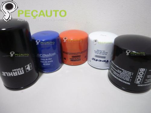 filtro de óleo de mitsubishi 2.5 8v  l200 gls