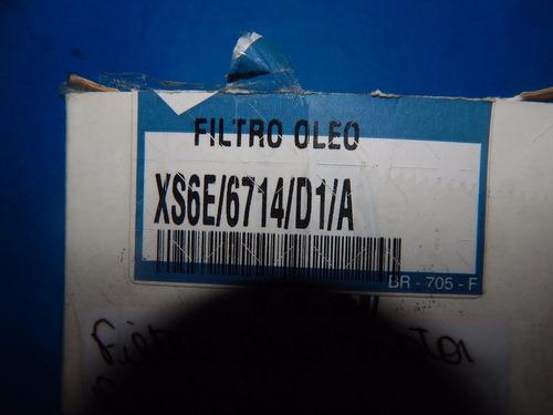 filtro de óleo fiesta/ ka/ courier/ focus/ ranger original