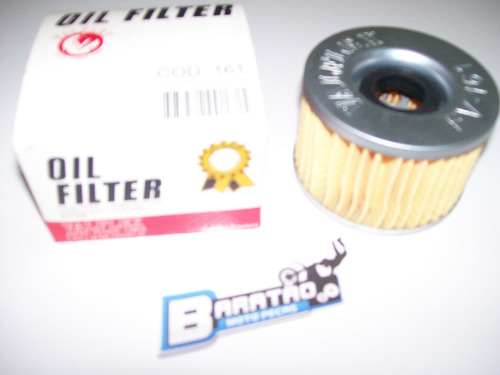 filtro de oleo honda cb 400 450