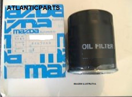 filtro de oleo hyundai santafe - rfy214302