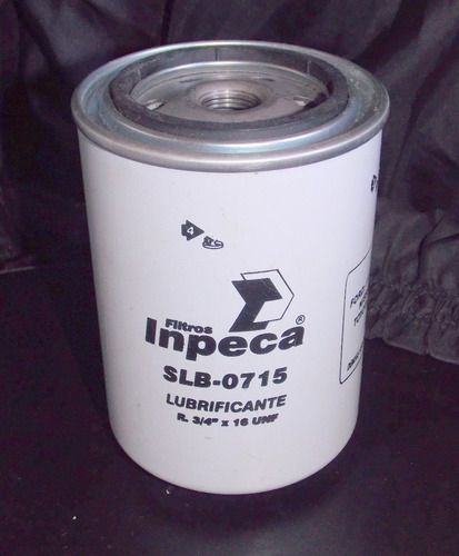 filtro de óleo inpeca slb 0715 ranger hilux frontier