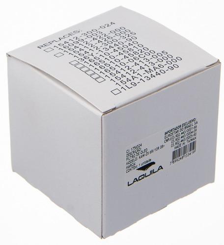 filtro de oleo kaw-ninja300r/er 6n/ninja650r/zx6r/z750/z800/